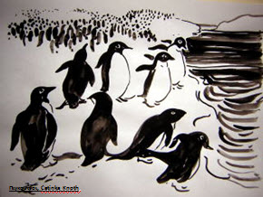 paintings-penguins1