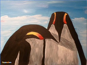 paintings-penguins6